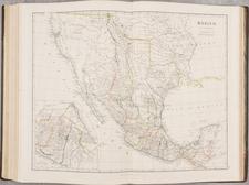 Atlases Map By John Arrowsmith
