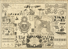 Curiosities Map By Covens & Mortier