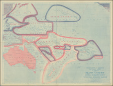 Oceania Map By National Geographic Society