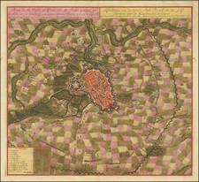 France Map By Nicolaes Visscher II