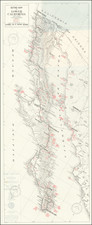 Baja California Map By Automobile Club of Southern California