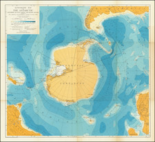 Polar Maps Map By American Geographical Society