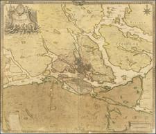Sweden Map By Georg Biurman
