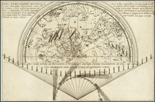 Celestial Maps Map By Giovanni Domenico Cassini
