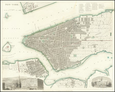 New York City Map By SDUK