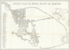 Southern Italy and Other Italian Cities Map By Victor Steeger