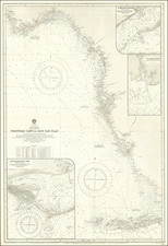 Florida Map By British Admiralty