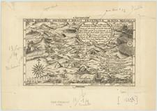 Mexico Map By Atelier Lacourière-Frélaut / Antonio Ysarti