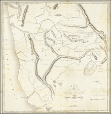 California Map By Benjamin L.E. Bonneville