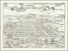 Peru & Ecuador Map By Giovanni Battista Ramusio