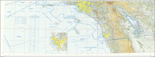 California, Los Angeles and San Diego Map By U.S. Coast & Geodetic Survey