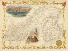 Map By John Tallis