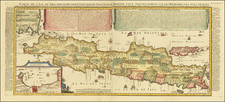 Southeast Asia and Other Islands Map By Henri Chatelain