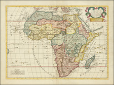 Africa Map By