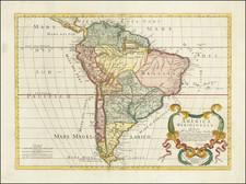 South America Map By Paolo Petrini