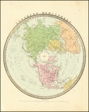 Northern Hemisphere By David Hugh Burr