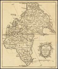 Eastern Hemisphere Map By John Gibson
