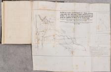 Mexico, California, San Diego, Rare Books and Fair Map By José Salazar Ylarregui
