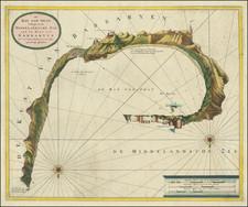 North Africa Map By Johannes Van Keulen