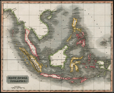 Southeast Asia Map By Aaron Arrowsmith