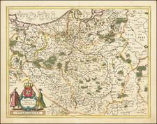 Poland Map By Jan Jansson