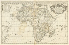 Africa Map By William Berry