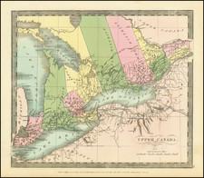 Upper Canada By David Hugh Burr