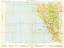 California and San Francisco & Bay Area Map By U.S. Coast & Geodetic Survey