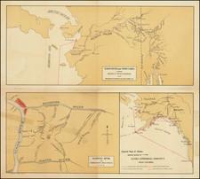 Alaska, Western Canada and British Columbia Map By Dickman Jones
