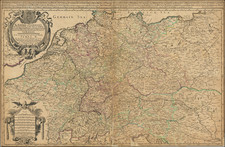 Germany Map By William Berry