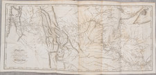 United States, Midwest, Plains, Rocky Mountains and Rare Books Map By Meriwether Lewis  &  William Clark