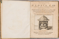Globes & Instruments and Rare Books Map By Jodocus Hondius II