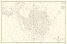 Polar Maps Map By British Admiralty