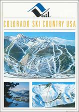 Colorado, Colorado and Pictorial Maps Map By Hal Shelton