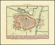 Other Italian Cities Map By John Luffman