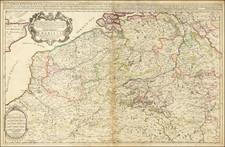 Belgium Map By William Berry