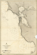 California Map By British Admiralty