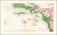 California Map By Edmond Guillemin-Tarayre