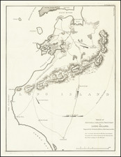 New York and New York City Map By Charles Stedman / William Faden