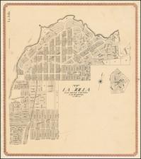 San Diego Map By William E. Alexander