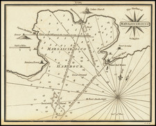 Malta Map By William Heather