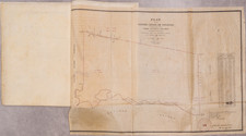 California Map By U.S. General Land Office / Charles C. Tracey