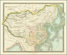 China Map By Henry Teesdale
