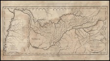 South and Southeast Map By John Reid