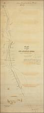 Los Angeles Map By Adolphus Waldemar