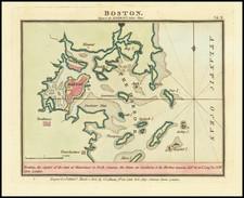 Boston Map By John Luffman