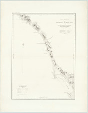 California Map By Eugene Duflot De Mofras