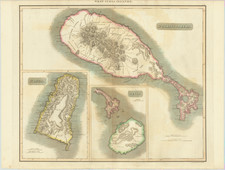 Other Islands Map By John Thomson