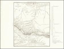 Mexico Map By Eugene Duflot De Mofras