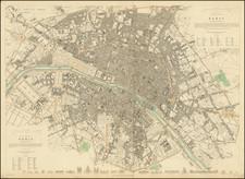 Paris Map By SDUK